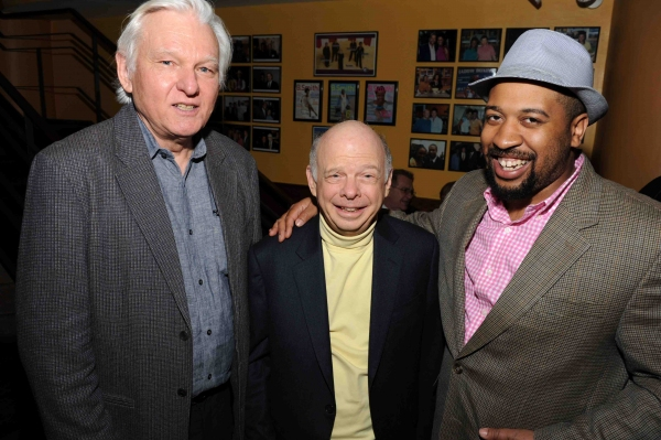 David Rabe, Wallace Shawn, Thomas Bradshaw