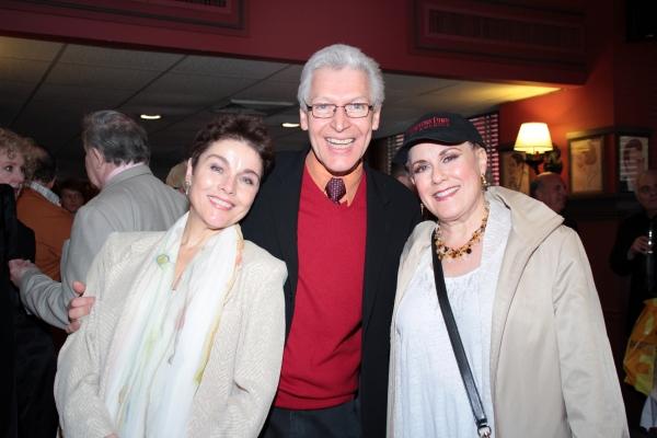 Christine Andreas, Tony Sheldon, Judy Kaye