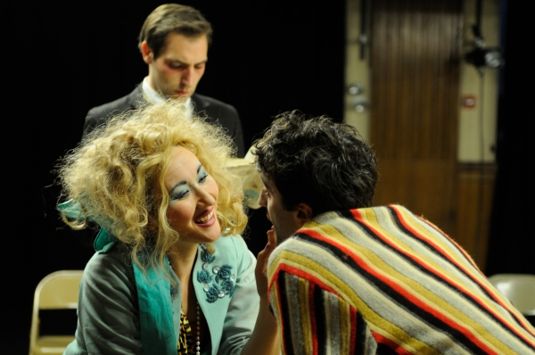 Photo Flash:  First Look at Trinity Rep's TANGO!
