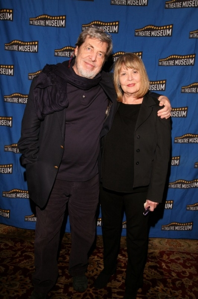 Photo Flash: Stewart F. Lane et al. at The Theatre Museum Awards for Excellence 2012