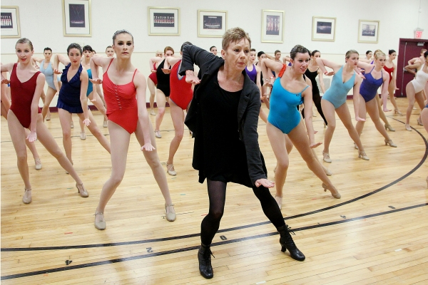 Photo Flash: ROCKETTES Auditions at Radio City Music Hall