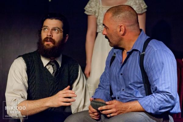 Mateo Prendergast & Andrew Criss Photo