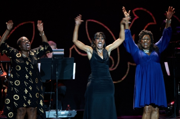 Lillias White, Sharon Catherine Blanks and Loretta Devine