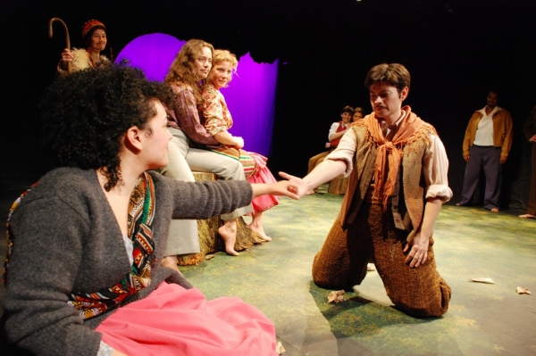 Photo Flash: The Queen's Company Presents All-Female William Shakespeare's AS YOU LIKE IT