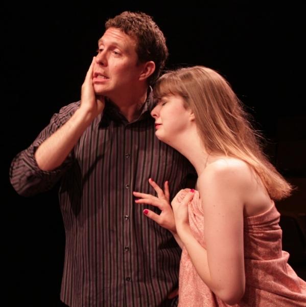 Justin Doran and Lindsay Ehrhardt