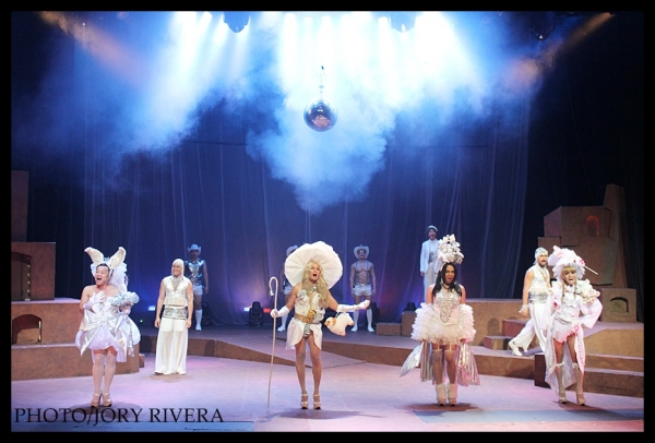 Photo Flash: CARE DIVAS At Rep's Onstage Theatre