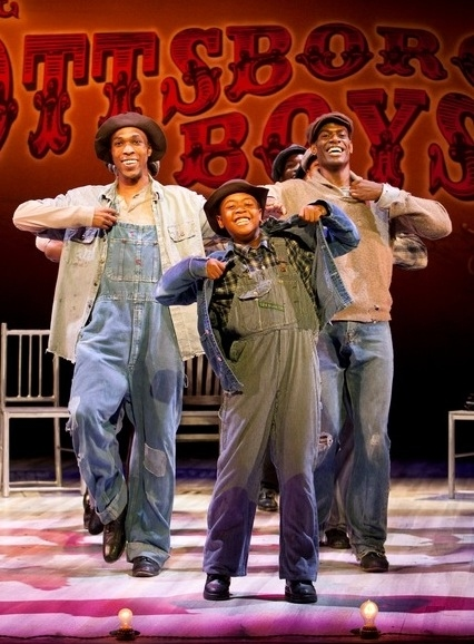 David Bazemore as Olen Montgomery, Nile Bullock as Eugene Williams and Eric Jackson as Clarence Norris