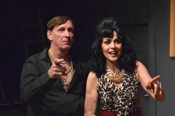 Jim Lesko and Joanne Guarnaccia