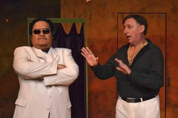 John Villa and Jim Lesko Photo