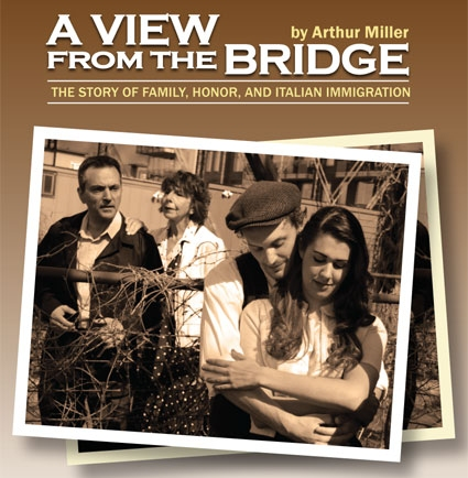 NOW PLAYING:  The Edge Theater Presents A VIEW FROM THE BRIDGE thru 6/3