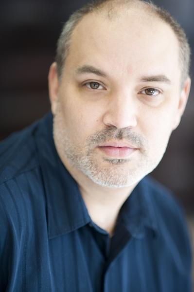 Hey, Jef, Here's My Headshot: DAVID McGINNIS