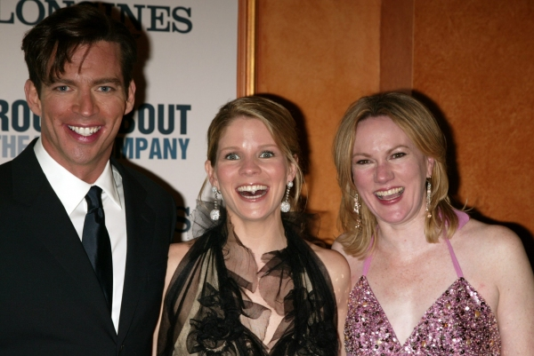 Harry Connick Jr. and co-star Kelli O'Hara and Director Kathleen Marshall Attending the Opening Night Performance Party for The Roundabout Theatre Company's Broadway Production of THE PAJAMA GAME at the American Airlines Theatre in New York City. February