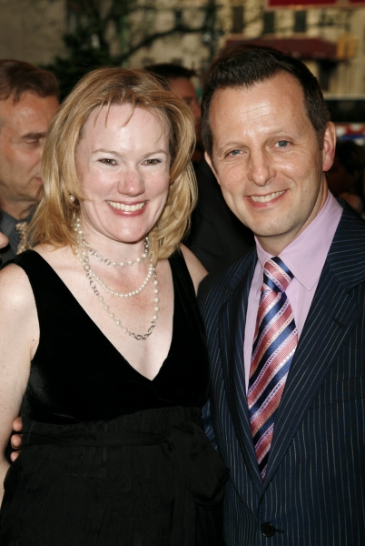 Kathleen Marshall attending the Opening Night performance of THE WEDDING SINGER at the AL Hirschfeld Theatre in New York City. April 27th, 2006 at Photo Blast From The Past: 2012 Tony Nominees - The Woman