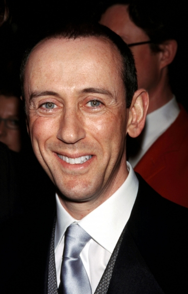 "Nicholas Hytner Opening Night of ""Sweet Smell of Success"" Martin Beck Theater, NYC 3/14/2002"