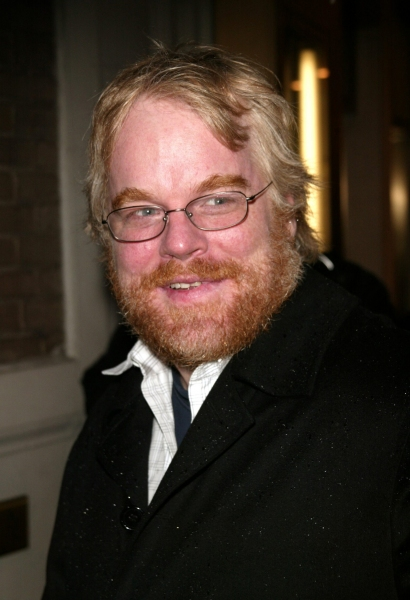 Phillip Seymour Hoffman Attending the opening of MATCH at the Plymouth Theatre in New Photo