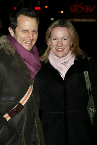 Kathleen Marshall anf Rob Ashford Attending the Opening Night Performance of The Roundabout Theatre Company's Production of  ENTERTAINING MR. SLOANE at the Laura Pels Theatre in New York City. March 16, 2006  at Photo Blast From The Past: The 2012 Tony Nominees - The Men
