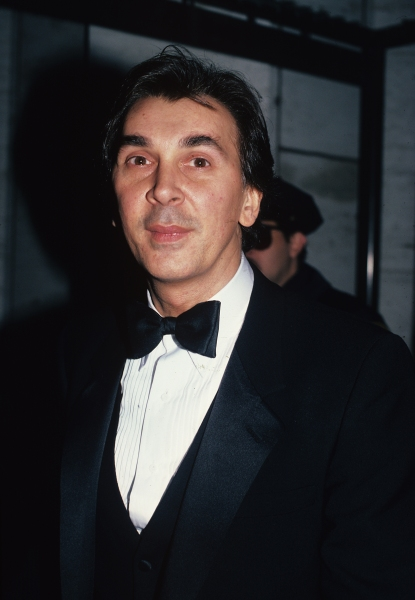 Frank Langella pictured in New York City in 1983.