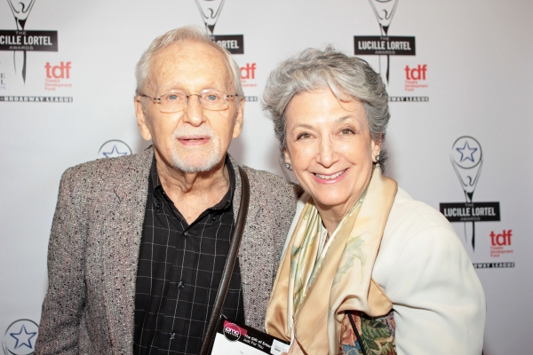 Alvin Epstein at 2012 Lucille Lortel Awards- the Starry Arrivals!