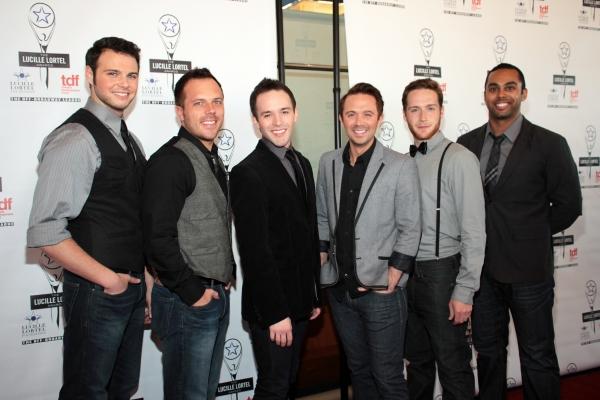 Brad Greer, Travis Morin, Gabe Violett, Danny Calvert, Tim Young, Jesse Nager