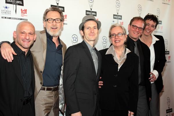 Mark Bennett, Stephen Spinella, Denis O'Hare, Lisa Peterson, Scott Zielinski, Rachel  Photo