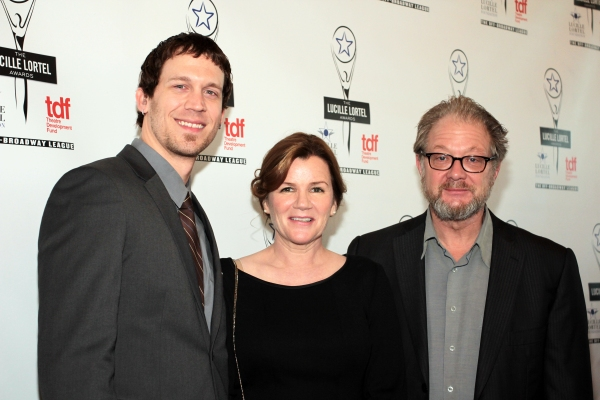 Russell Harvard, Mare Winningham, Jeff Perry at 2012 Lucille Lortel Awards- the Starry Arrivals!