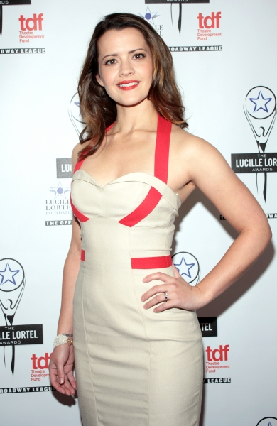 Rose Hemingway at 2012 Lucille Lortel Awards- the Starry Arrivals!
