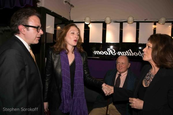 Nicky Silver, Kate Jennings Grant, Linda Lavin Photo