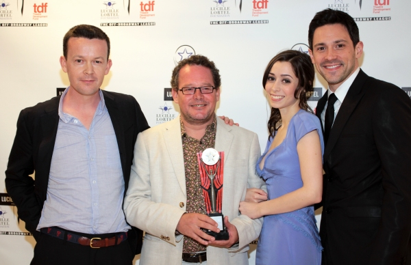 Photos: Inside the Lucille Lortel Awards with the 2012 Winners!
