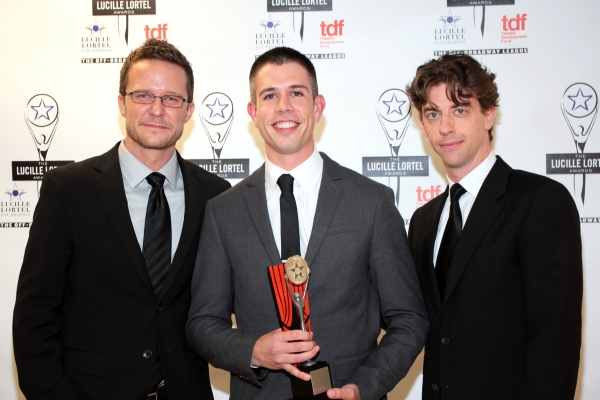 Photo Coverage: Inside the Lucille Lortel Awards with the 2012 Winners!