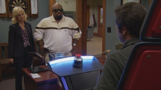 Photo Flash: First Look - Cee Lo Green Guest Stars on PARKS & RECREATION, 5/10