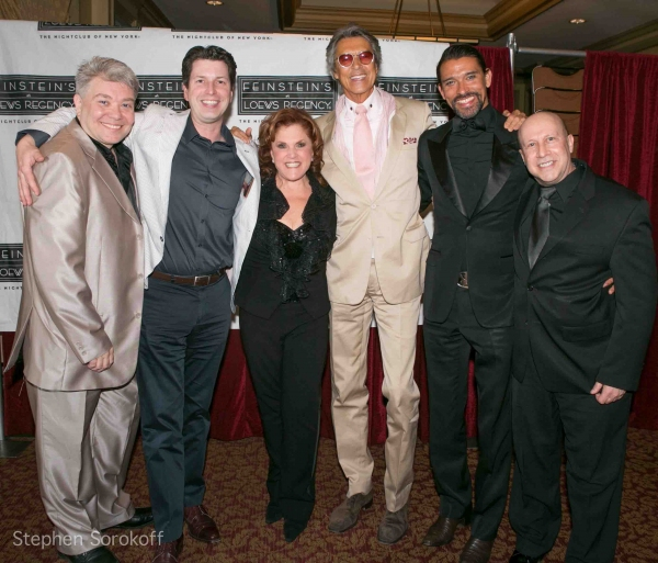 Richard Skipper, Peggy Herman, Tommy Tune, Franco LaCosta, Alex Reybeck