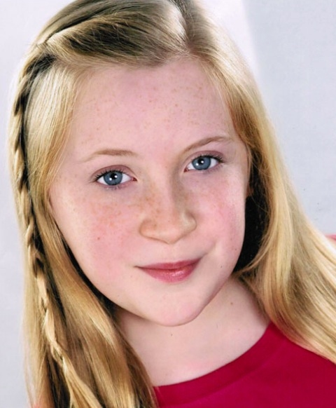 Zoe Considine, Age 11, as Morgan
