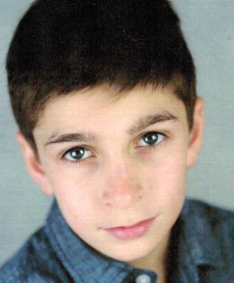 Alec Gallazzi, Age 12, as George