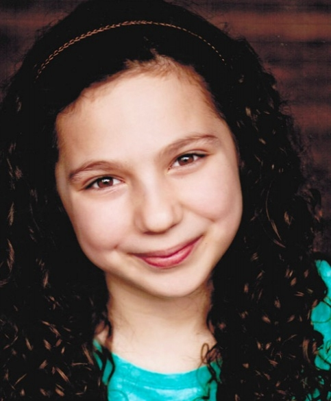 Rebecca Goldfarb, Age 11, as Lindsay