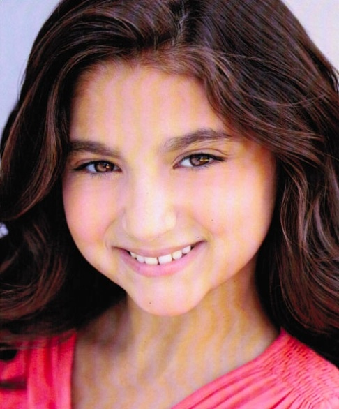 Analise Scarpaci, Age 12, as Uzo at GODSPELL Announces 'The GODSPELL Cast of 2032!'