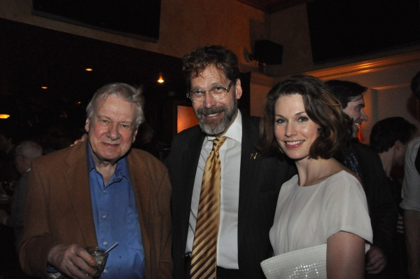 Photo Coverage: MAN AND SUPERMAN Opens Off-Broadway