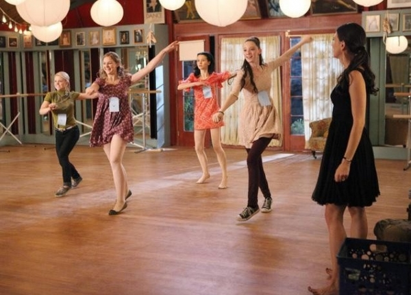 Photo Flash: More Stills of Sutton Foster in ABC Family's BUNHEADS!