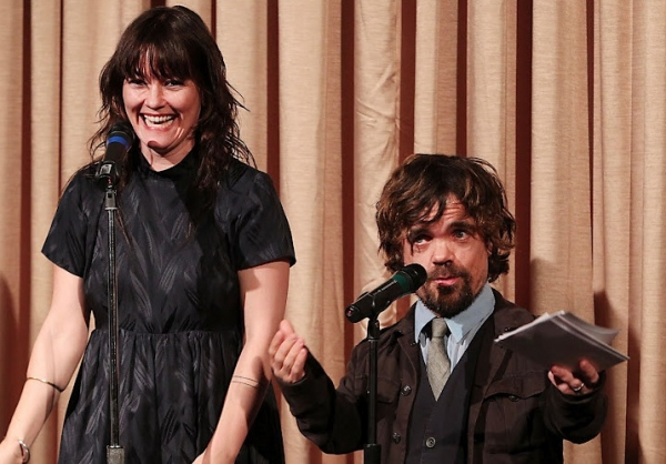 Photo Flash: Peter Dinklage et al. at The Play Company's CABARET GOURMET Benefit