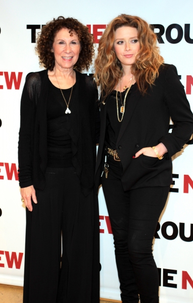 Photo Coverage: Daphne Rubin-Vega, Rosie O'Donnell and More Lead the New Group's WOMEN BEHIND BARS Reading