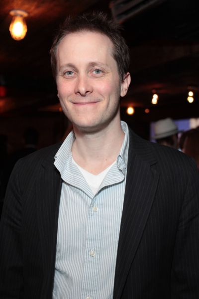 Jeff Croiter at SUBMISSIONS ONLY's Season Two Wrap Party!