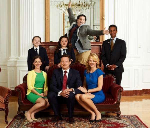 Photo Flash: First Look - Josh Gad & Cast of NBC's 1600 PENN
