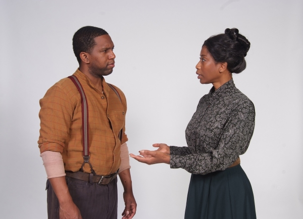 Photo Flash: James O'Neil Directs Rubicon's GEM OF THE OCEAN, Beg. Previews Tonight, 5/16