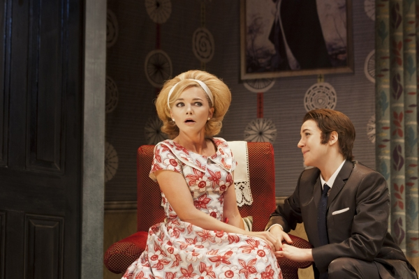 Photo Flash: New Photos of Owain Arthur, et al. in ONE MAN, TWO GUVNORS!