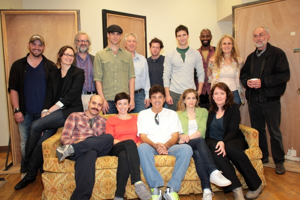 Photo Coverage: Meet the Cast of 3C!