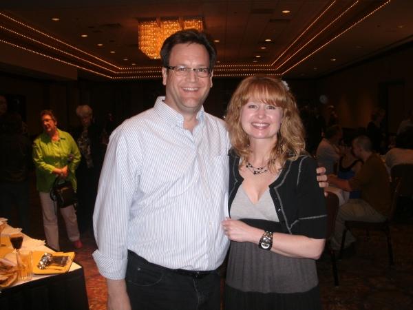 Chuck Gessert and Patty Bird Photo