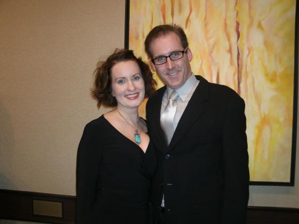 Erin Noel Grennan and Kevin McKillip