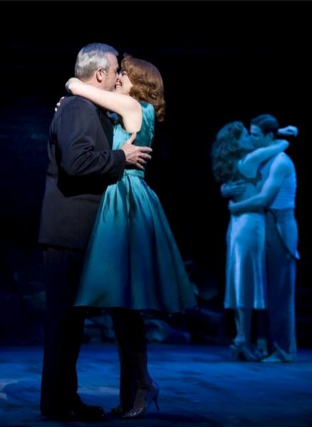 Ron Raines and Victoria Clark - Photo by Craig Schwartz