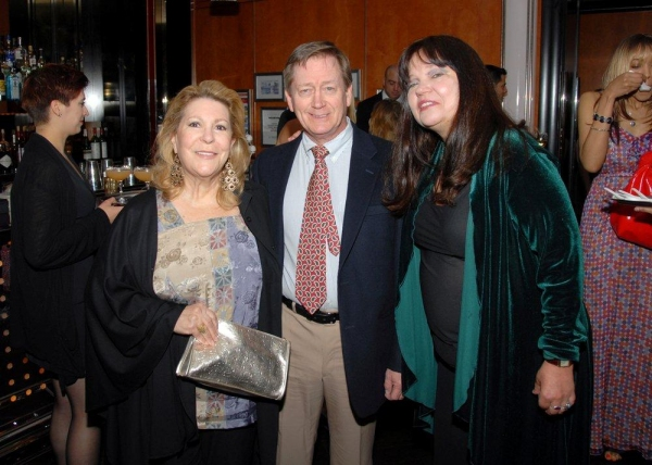 Carolyn Kendall Buchter, Ron Buchter and Patricia Watt Photo