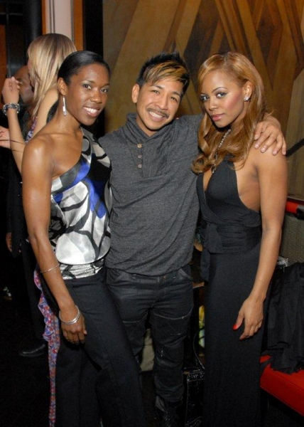 Lisa Nicole Wilkerson, Arcell Cabuag and Krystal Joy Brown