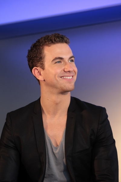 Photo Coverage: GHOST's Da'Vine Joy Randolph, Caissie Levy, Richard Fleeshman Perform at NYC Apple Store!